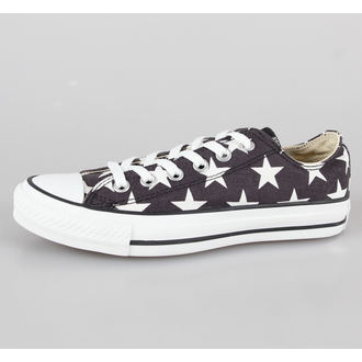 Cipele ženske CONVERSE - Chuck Taylor All Star - CT OX Crno / Bijelo, CONVERSE