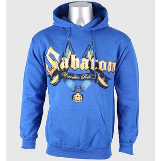 hoodie muški Sabaton - Carolus Rex - Plav - NUCLEAR BLAST, NUCLEAR BLAST, Sabaton