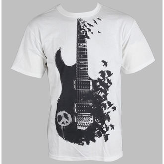 Majica muška Glazba - Vrana Gitara - LIQUID PLAVA, LIQUID BLUE