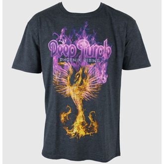 Majica muška Duboko Ljubičasta  - Phoenix Rastući - PLASTIC HEAD, PLASTIC HEAD, Deep Purple