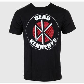 Majica muška Mrtav Kennedys - Cigla Logo - Crno - UTJECAJ, IMPACT, Dead Kennedys
