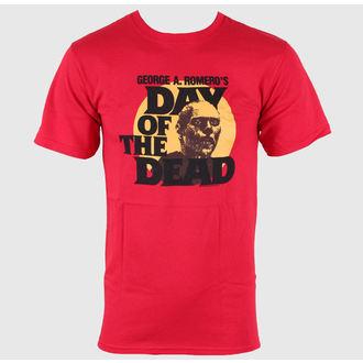 Majica muška Dan od the Mrtav - Circle Portret - Crven - UTJECAJ, IMPACT