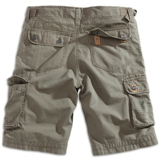 kratke hlače muške SURPLUS - Xylontum - Maslina Gewas