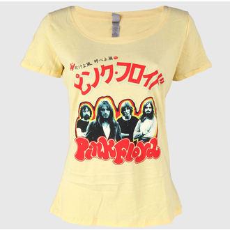 Majica ženska Pink Floyd - Japan Tura 1972 - Banana Krema - UTJECAJ, IMPACT, Pink Floyd
