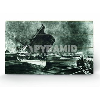 drven slika Titanic (13) - Pyramid Plakati, PYRAMID POSTERS