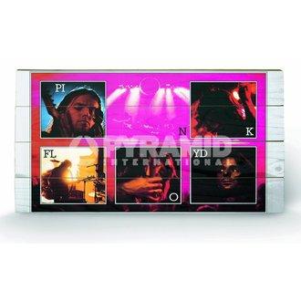 drven slika Pink Floyd - Live - Pyramid Plakati, PYRAMID POSTERS, Pink Floyd