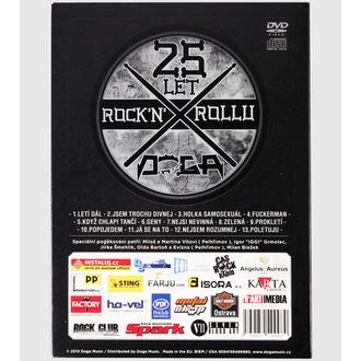 DVD DOGA 25 let Rock'n'Roll, NNM, Doga