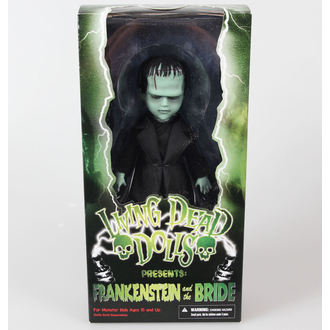 Lutka LIVING DEAD DOLLS - Univerzalan - Monster Frankenstein, LIVING DEAD DOLLS