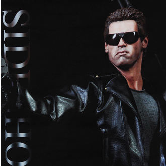 zastava  Terminator - T-800 - 64x152