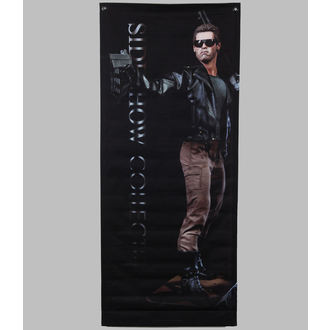 zastava  Terminator - T-800 - 51x122