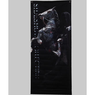 zastava  Lord Of The Rings - Mrak Jahač - 51x122