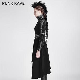 Ženski kaput PUNK RAVE - Alien, PUNK RAVE