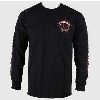 Majica muška dugi rukav LUCKY 13 - Motor Skull, LUCKY 13