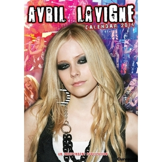 kalendar za godinu 2014 Avril Lavigne, Avril Lavigne