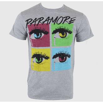 Majica muška Paramore - Pop Suza Sportovi Siva - LIVE NATION, LIVE NATION, Paramore