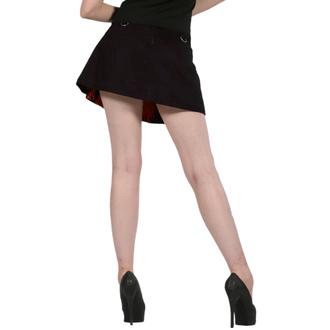 suknja ženska DEAD THREADS (SC 9601), DEAD THREADS