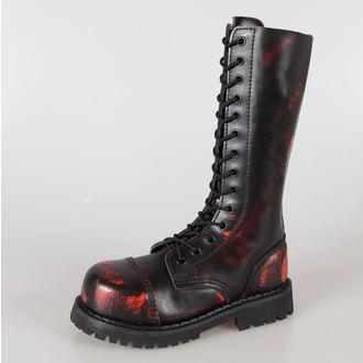 cipele Mlinci - 14dírkové - Visok Forestr, GRINDERS