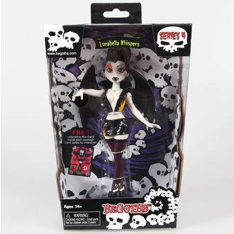 Figurica Divljak Silver Spring Moda Lutka Lunabella - Ljubičasta