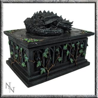 kutija (ukras) Dragon Tarot Kartica