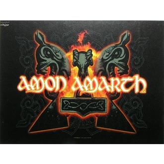 zastava Amon Amarth - Čekići, HEART ROCK, Amon Amarth