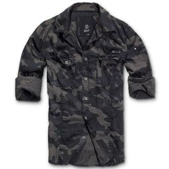 košulja muška BRANDIT - Ljudi Košulja Vitak Darkcamo, BRANDIT