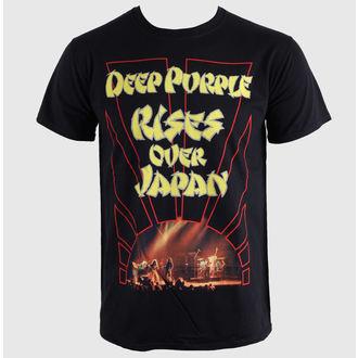 Majica muška Duboko Ljubičasta  - Rises Više Japan - PLASTIC HEAD, PLASTIC HEAD, Deep Purple