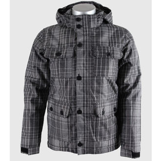 jakna djeca zimska VANS - Mixter II Dječaci - Black/New Ugljenasto Pokrivač, VANS