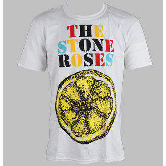 Majica muška Kamen Ruže - Logo Citron Multicolour - ROCK OFF, ROCK OFF, Stone Roses