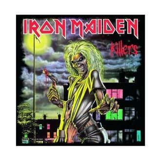 želja Iron Maiden - Killers - ROCK OFF, ROCK OFF, Iron Maiden