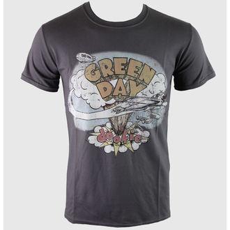 Majica muška Green Day - Dockie Vintage - ROCK OFF, BRAVADO EU, Green Day