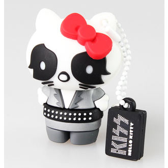 bljeskalica disk USB 8GB (privjesak) KISS - HELLO KITTY - The Catman, HELLO KITTY, Kiss