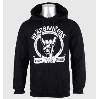 hoodie muški RESTLESS - Headbangers, RESTLESS