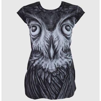 Majica ženska (tunika) ALISTAR - Owl - 006