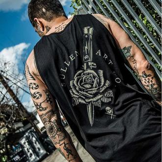 Muška majica SULLEN - BETRAYED - BLACK, SULLEN