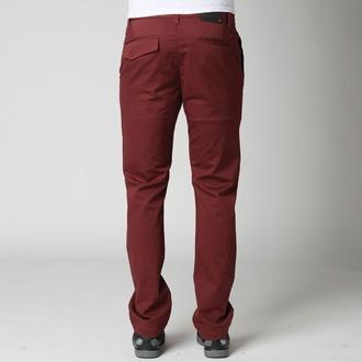 hlače muške FOX - Selecter Chino, FOX