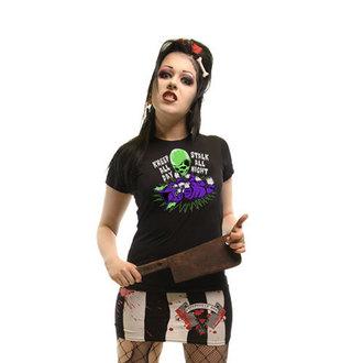 Majica ženska KREEPSVILLE ŠEST ŠEST ŠEST - Kreep n Stalk, KREEPSVILLE SIX SIX SIX