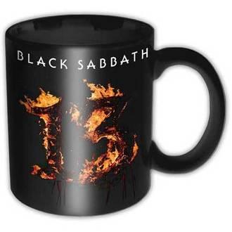 Šalica Black Sabbath - 13 - ROCK OFF, ROCK OFF, Black Sabbath