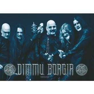 zastava Dimmu Borgir - Band Photo - HFL0572