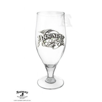 čaša ALCHEMY GOTHIC - La Belle Epoch Absinthe Tumbler, ALCHEMY GOTHIC