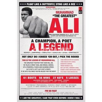 plakat Muhammad Ali - Vintage - Corbis - PYRAMID POSTERS, PYRAMID POSTERS