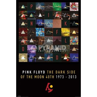 plakat Pink Floyd - Dark Side Od The Moon - PYRAMID POSTERS, PYRAMID POSTERS, Pink Floyd