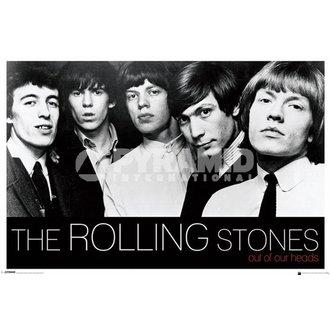 plakat Rolling Stones - Van Od Naše Glave - PYRAMID POSTERS, PYRAMID POSTERS, Rolling Stones