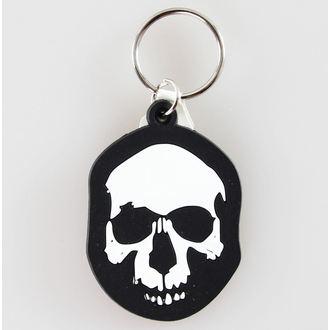 Privjesak za ključeve Skull - Eroded - PYRAMID POSTERS, PYRAMID POSTERS
