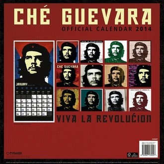 kalendar za godinu 2014 Che Guevara - PYRAMID POSTERS, PYRAMID POSTERS, Che Guevara