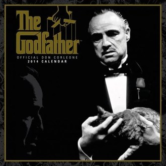 kalendar za godinu 2014 The Godfather - PYRAMID POSTERS, PYRAMID POSTERS