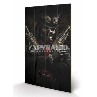 drven slika Spiral - Steampunk Bandit - PYRAMID POSTERS, SPIRAL