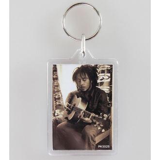 Privjesak za ključeve Bob Marley - Sepija - PYRAMID POSTERS, PYRAMID POSTERS, Bob Marley