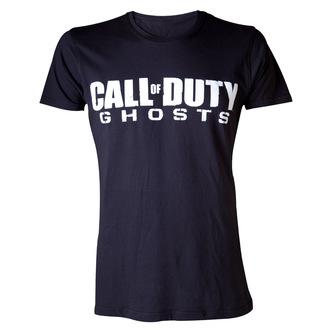 Majica muška Pozvati Od Dužnost Ghost - Logo - Crno - LIVE NATION, LIVE NATION
