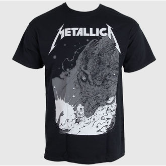 Majica muška Metallica - Phantom Gospodar - Crno - LIVE NATION, LIVE NATION, Metallica