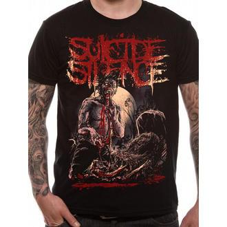 Majica muška Suicide Silence - Grave - Crno - LIVE NATION, LIVE NATION, Suicide Silence